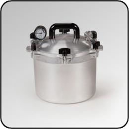 All American Model #910 10.5 Qt. Pressure Cooker