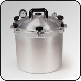 All American Model #921 21.5 Qt. Pressure Cooker