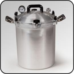 All American Model #930 30 Qt. Pressure Cooker