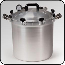 All American Model #941 41.5 Qt. Pressure Cooker