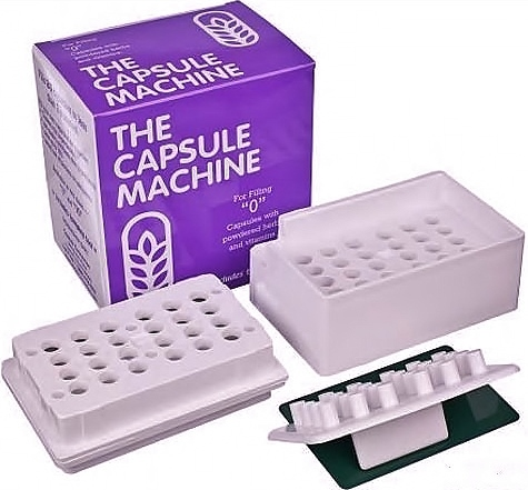 The Capsule Machine -0-