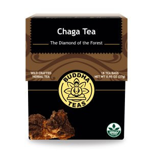 Wild Crafted Chaga Tea
