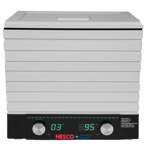 FD-2000 Digital Square Dehydrator