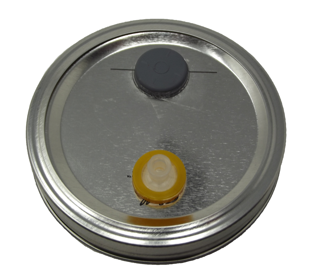 Liquid Culture Jar Lids