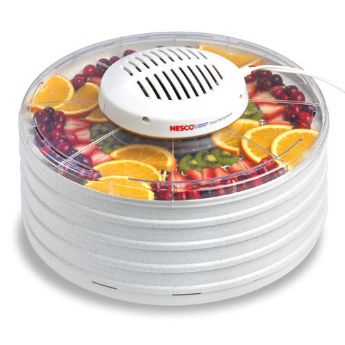 Nesco/American Harvest® FD-37 Food Dehydrator [Clear Cover]