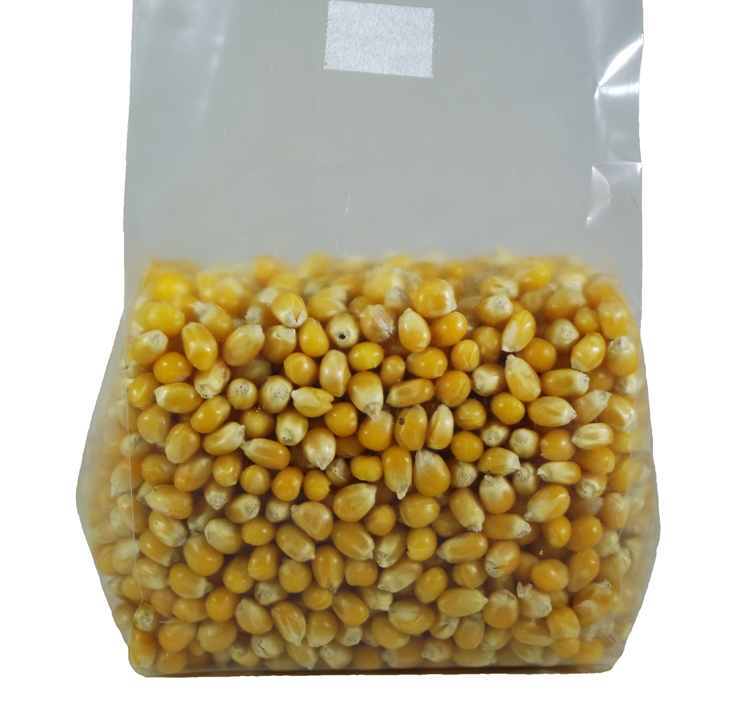 Sterilized Popcorn Mushroom Substrate Bag