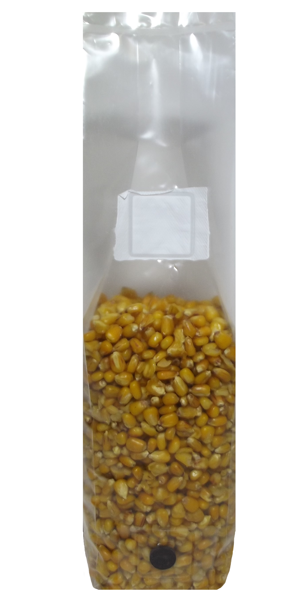 Whole Corn Mushroom Substrate Spawn Bag