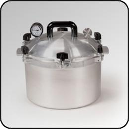 All American Model #915 15.5 Qt. Pressure Cooker