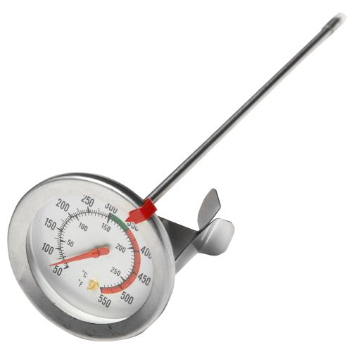 "12"" Long Stem Thermometer"